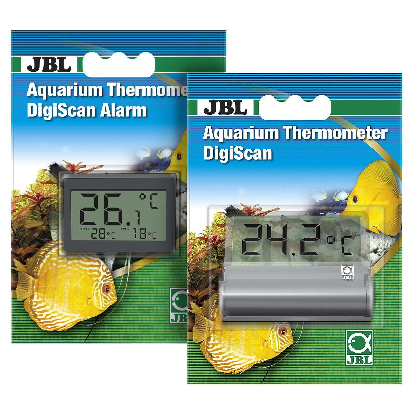 JBL - Aquarium Thermometer - Digiscan