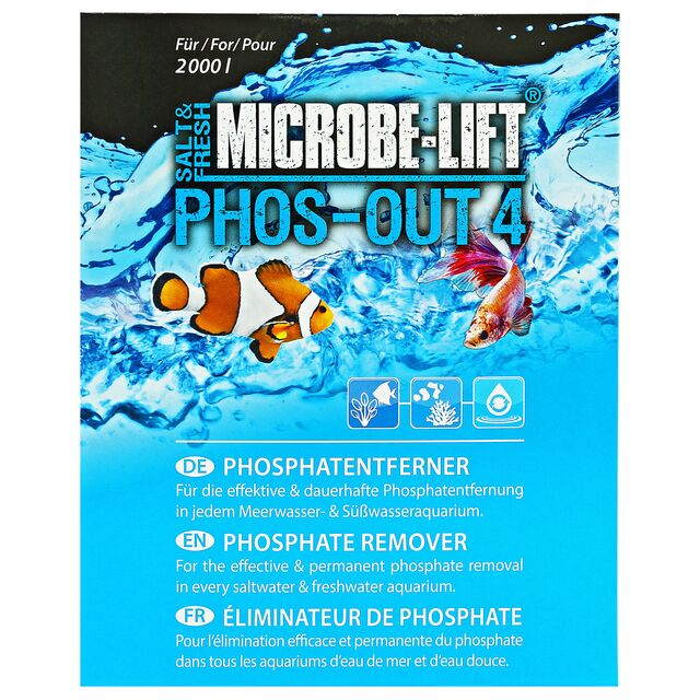 Microbe-Lift - Phos-Out 4 - Granulat