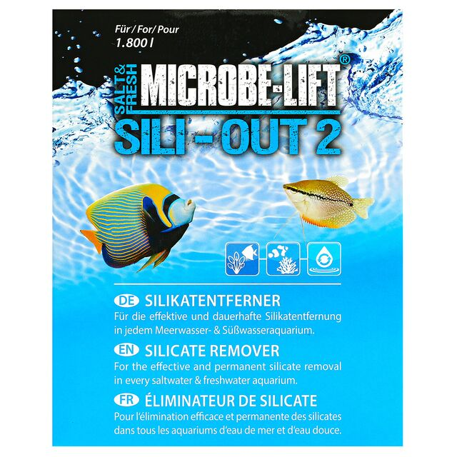 Microbe-Lift - Sili-Out 2 - Silikatentferner