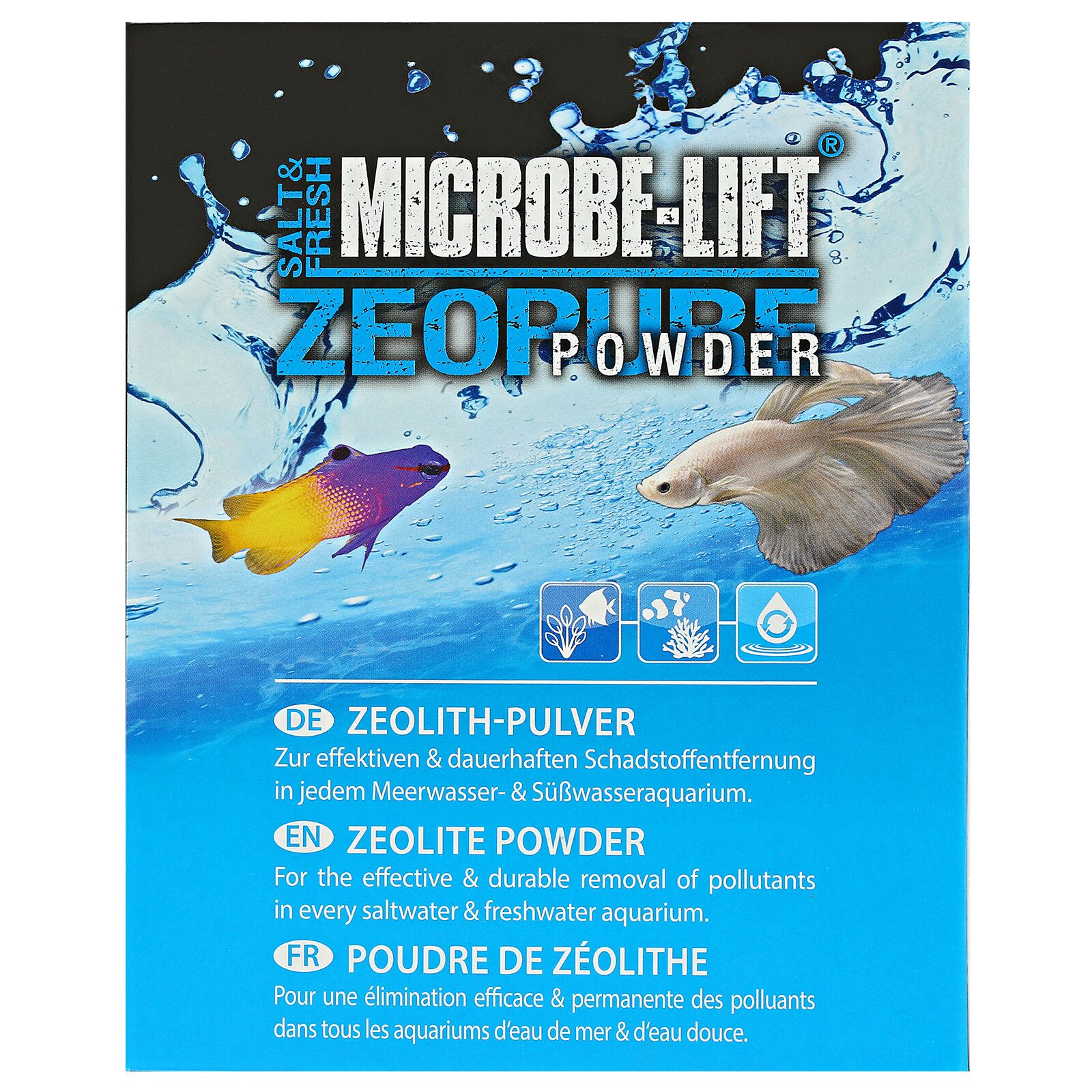 Microbe-Lift - Zeopure Powder - Zeolith - Pulver 50 micron