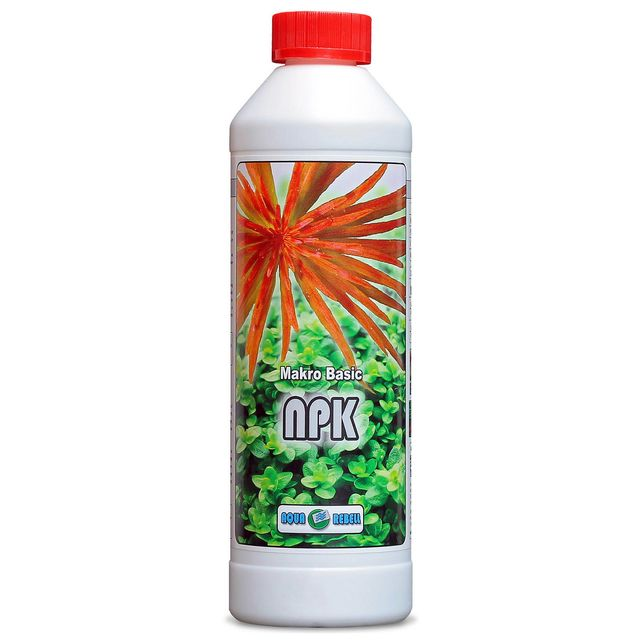Aqua Rebell - Makro Basic - NPK - 500 ml