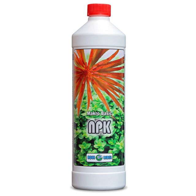 Aqua Rebell - Makro Basic - NPK - 1.000 ml