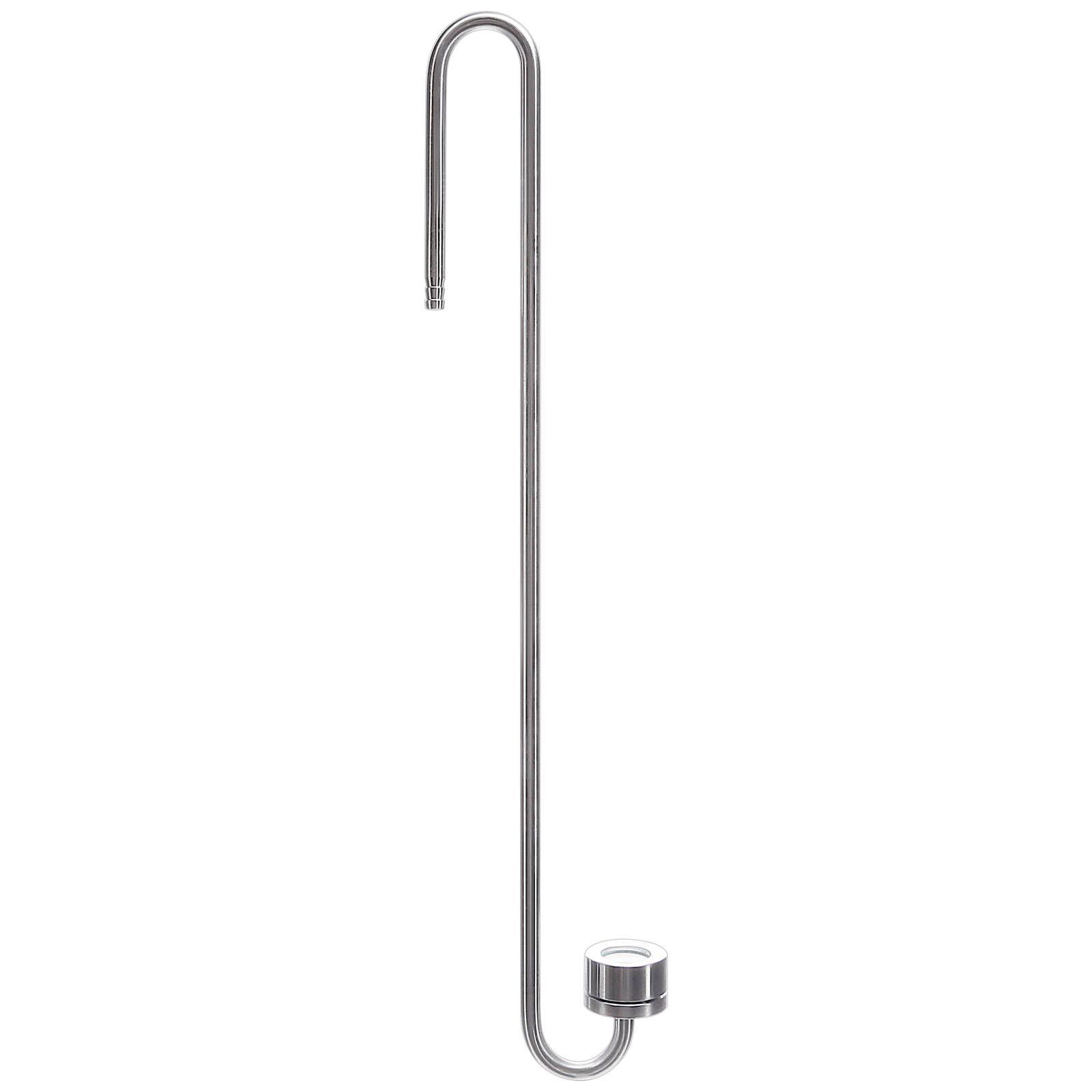 aquasabi co2 diffusor edelstahl flat 15 20 cm. Black Bedroom Furniture Sets. Home Design Ideas