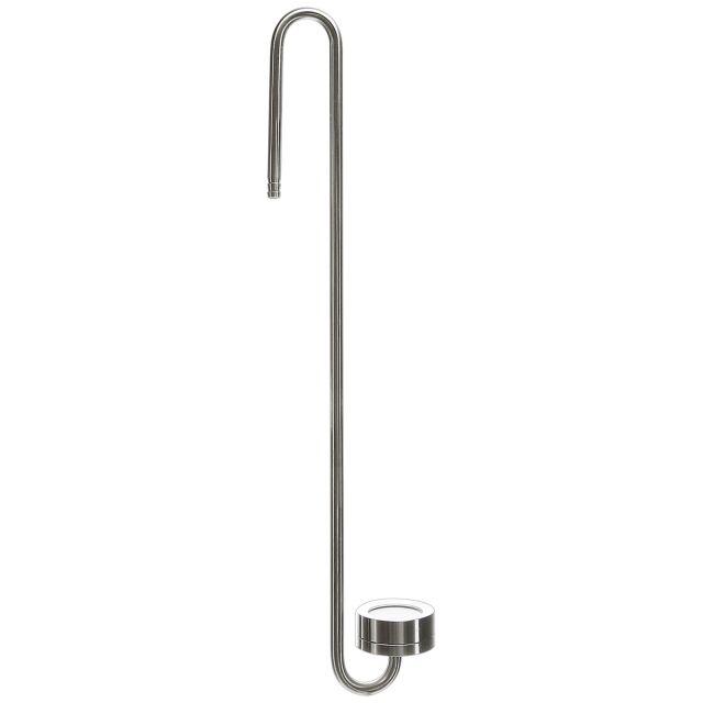 aquasabi co2 diffusor edelstahl flat 25 30 cm. Black Bedroom Furniture Sets. Home Design Ideas
