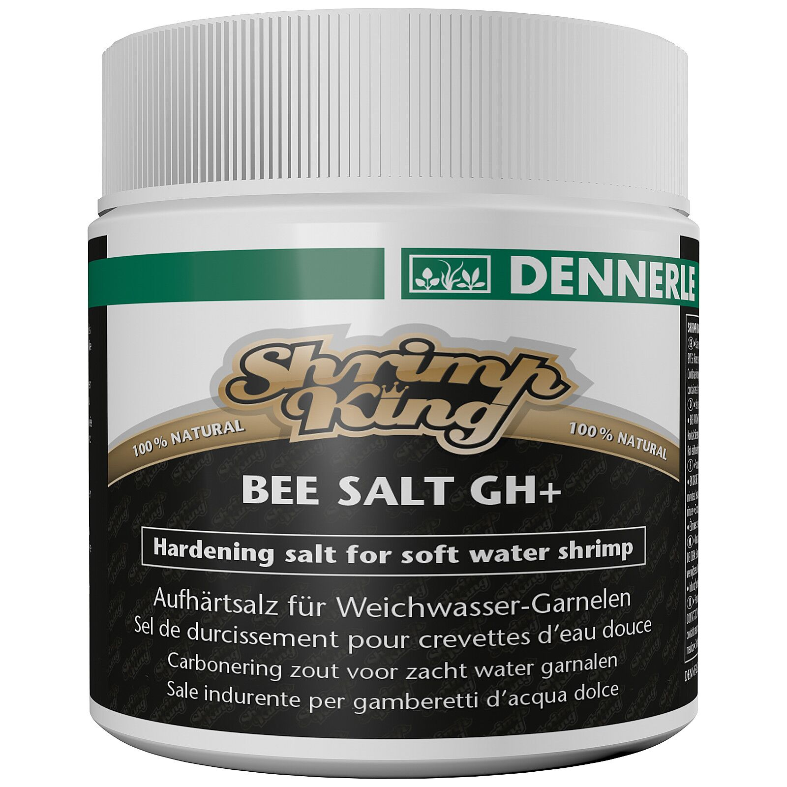 Dennerle - Shrimp King - Bee Salt GH+