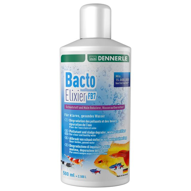 Dennerle - Bacto Elixier FB7