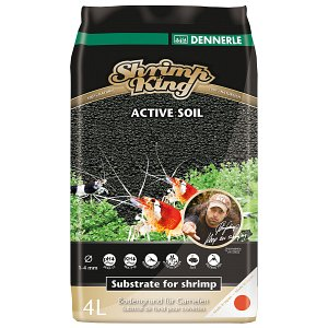 Dennerle - Shrimp King - Active Soil