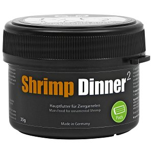 GlasGarten - Shrimp Dinner 2 - Pads