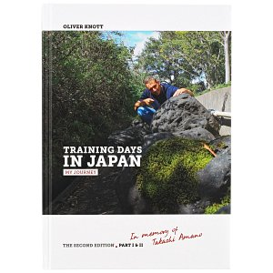 Oliver Knott - Training Days In Japan - My Journey