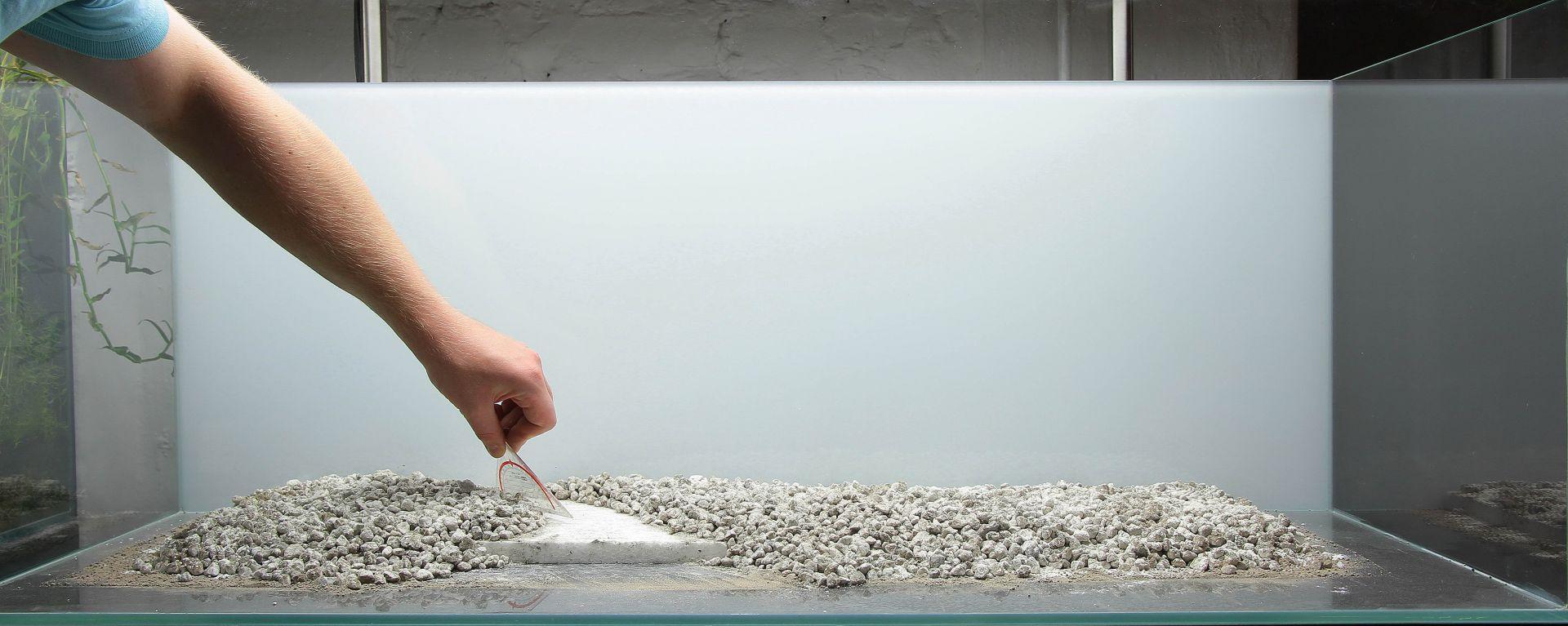 Modellieren des Bodengrundes