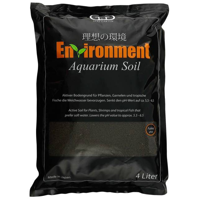 GlasGarten - Environment - Aquarium Soil - 9 l