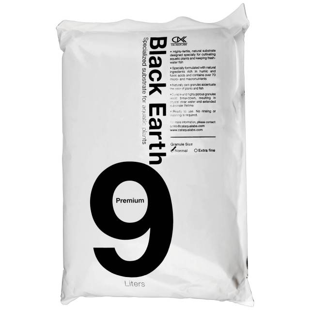Cal Aqua Labs - Black Earth Premium - 9 l