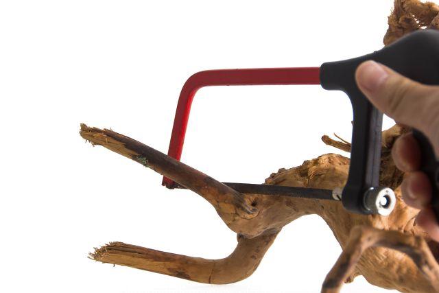 sawing apart moorwood