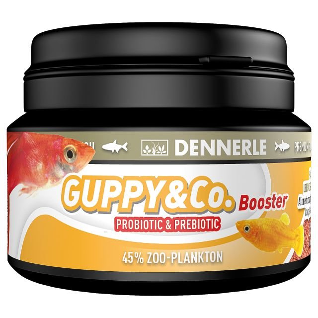 Dennerle - Guppy & Co. Booster - 100 ml