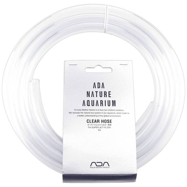 ADA - Clear Hose - 3 m - 10 mm