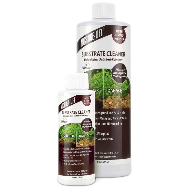 Microbe-Lift - Gravel & Substrate Cleaner - 236 ml