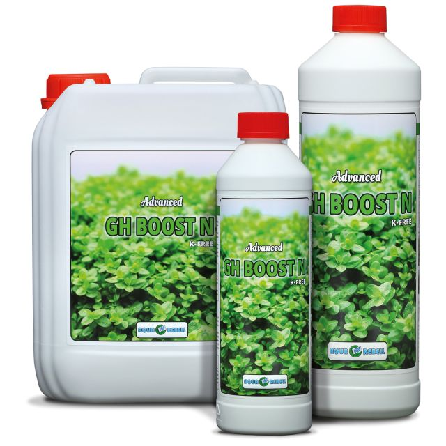 Aqua Rebell - Advanced - GH Boost N - 500 ml