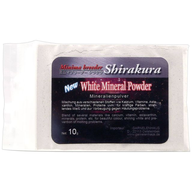 Shirakura - White Mineral Powder