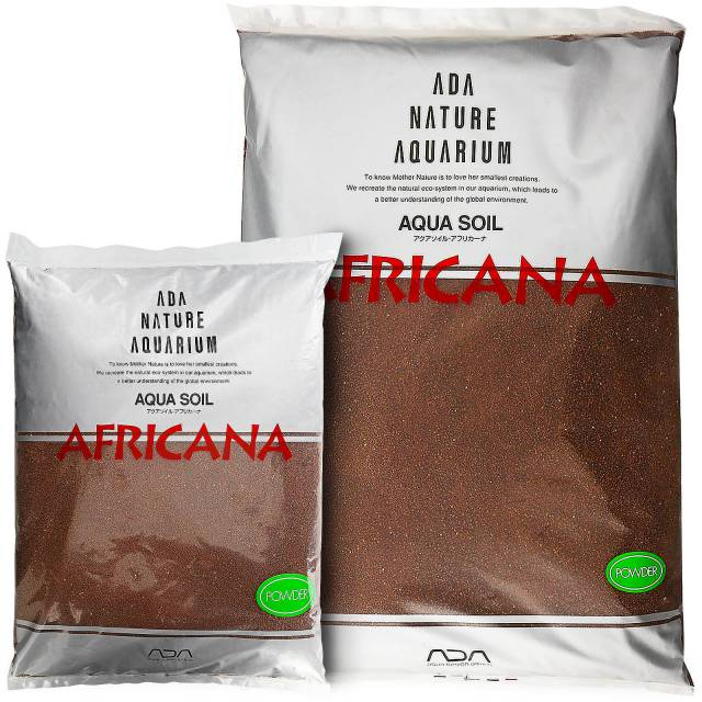 ADA - Aqua Soil - Africana Powder