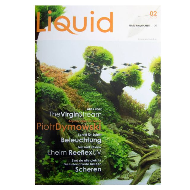 Liquid - Nature Aquarium Magazine - 2 / 2013