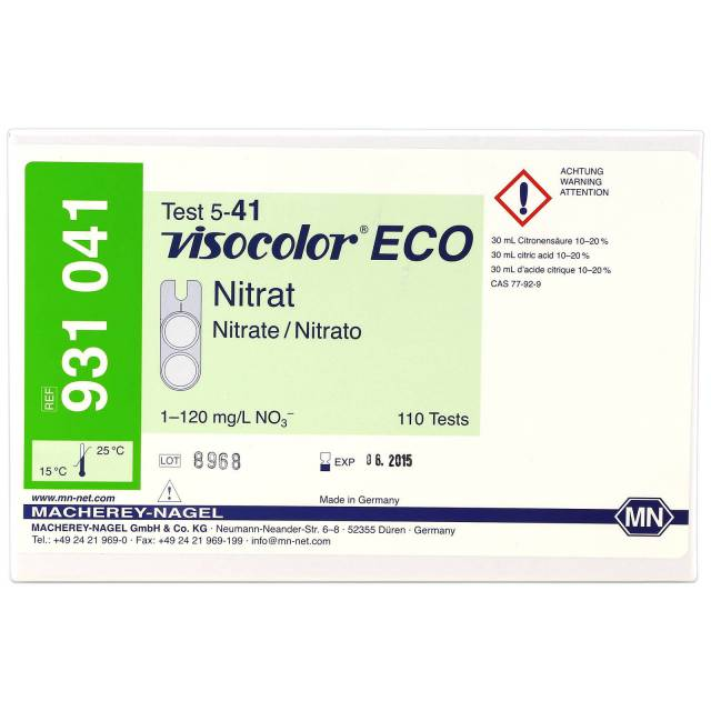 Macherey-Nagel - Visocolor ECO - Nitrat