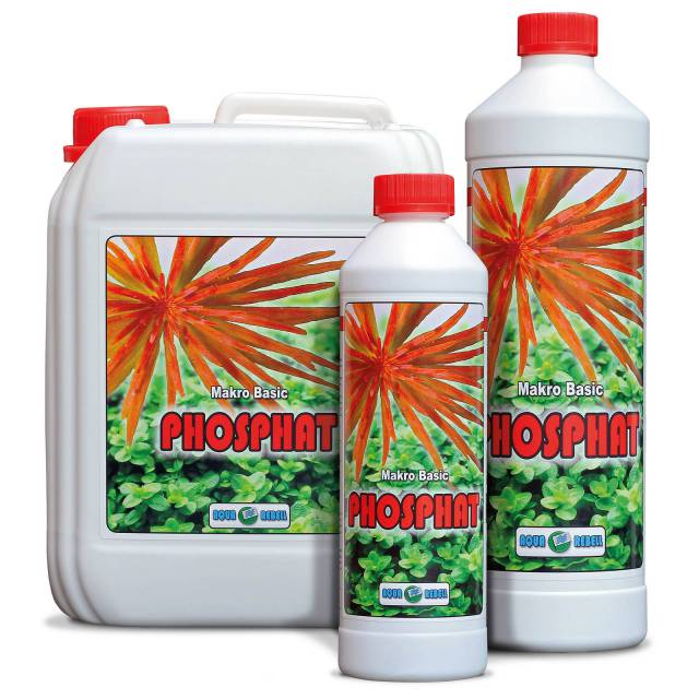 Aqua Rebell - Makro Basic - Phosphat - 5.000 ml
