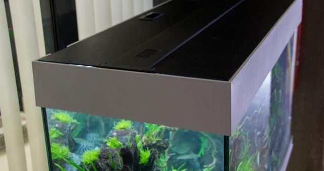 Aquarium mit Deckel