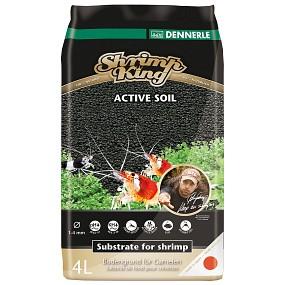 Dennerle - Shrimp King - Active Soil