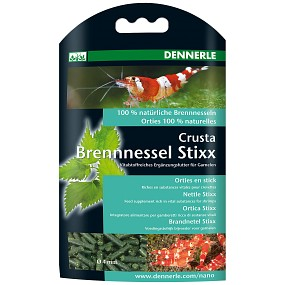 Dennerle - Crusta Brennnessel Stixx - 30 g