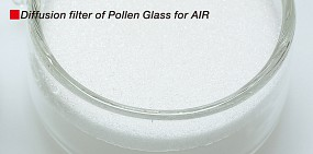 ADA Pollen Glas Diffusionsfilter Air