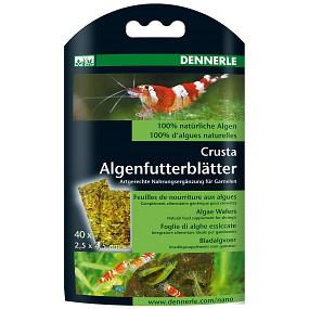 Dennerle - Nano Algenfutterblätter
