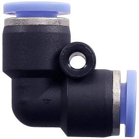 Aquasabi - Winkel-Verbinder - 6 mm