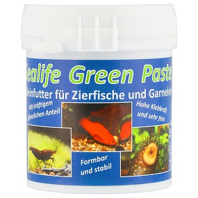 AQ4Aquaristik - Sealife Green Paste - 70 g