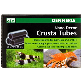 Dennerle - Nano Decor Crusta Tubes - S3