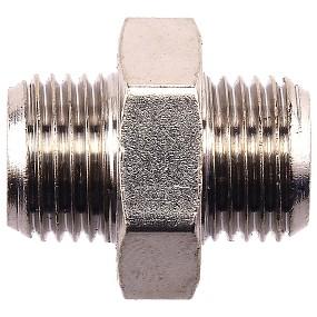 Aquasabi - Doppelnippel - G 1/8 x G 1/8