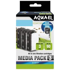 Aquael - Filtermedien für Versamax Mini