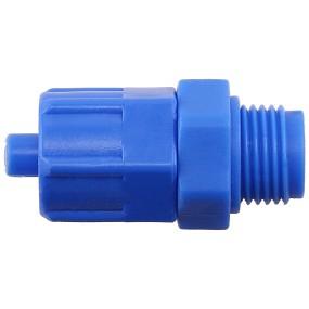 Aquasabi - Gerade Einschraub-Verschraubung - G 1/8 x 6/4 mm