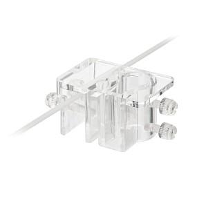 Aquasabi - Halterung für Filter- Ein / Ausläufe