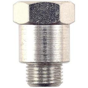 Aquasabi - Verlängerungsstück - G 1/8 x 23 mm
