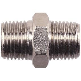Aquasabi - Doppelnippel - R 1/8 x R 1/8