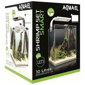 Aquael - Shrimp Set Smart - weiß