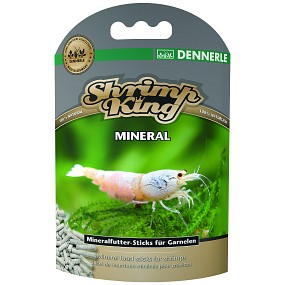 Dennerle - Shrimp King - Mineral - 45 g