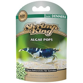 Dennerle - Shrimp King - Algae Pops - 40 g
