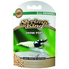 Dennerle - Shrimp King - Snow Pops - 40 g