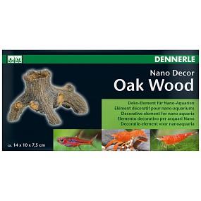 Dennerle - Nano Decor - Oak Wood