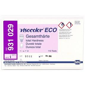 Macherey-Nagel - Visocolor ECO - Gesamthärte - Test