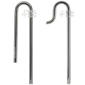 Aquasabi - Filter Ein-/Auslauf - Stainless Steel - Set