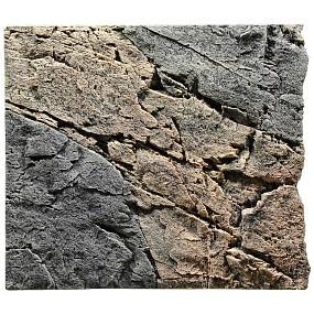 Back to Nature - Rückwand Slim Line Basalt/Gneiss