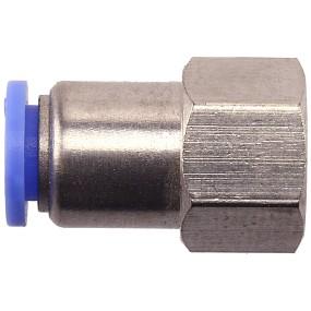 Aquasabi - Gerader Steckverbinder - G1/8 x 6 mm