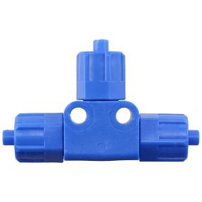 Aquasabi - Verteilerstück 3-fach - 6/4 mm
